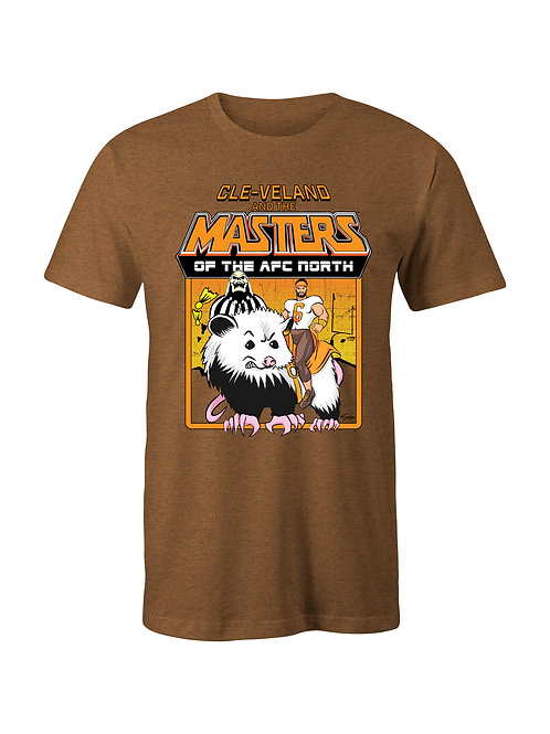 Masters of the Possum Tshirt