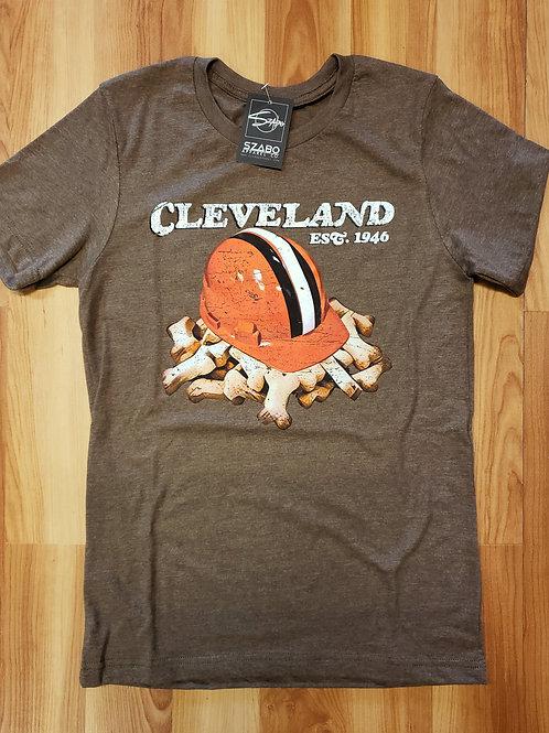 Cleveland Hard Hat Tee