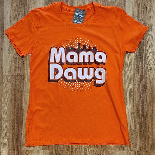 Cleveland Mama Dawg T shirt