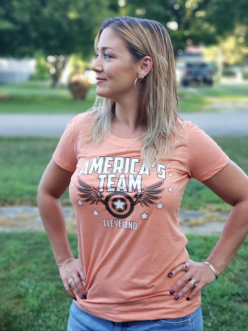America's Team ! Ladies T shirt