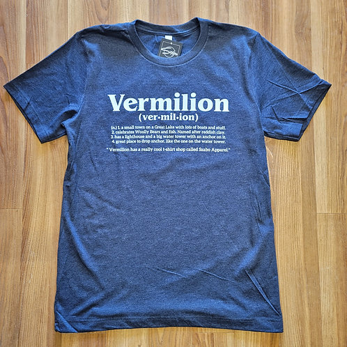 Vermilion Explained T shirt