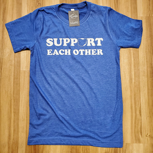 Support Each Other Ohio T shirt