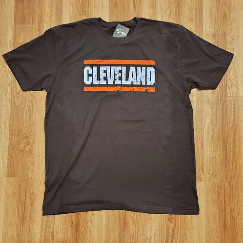 Cleveland Stripes T shirt