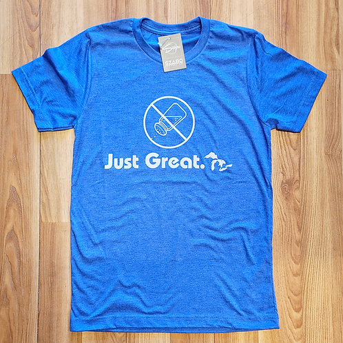 Not Salty Just Great Tshirt 2
