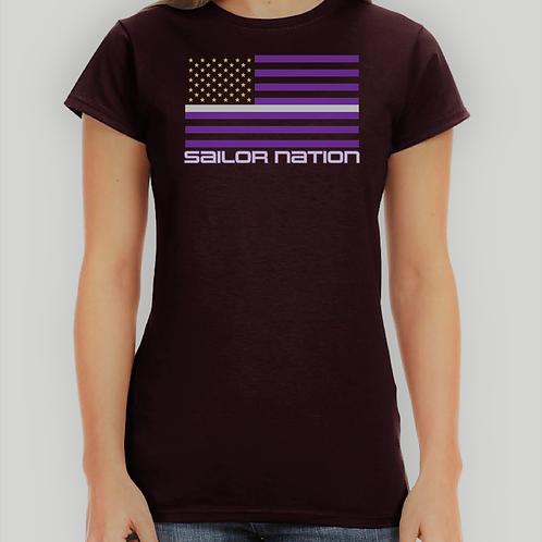 Sailor Nation Tee