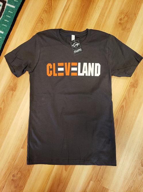 Cleve land T shirt