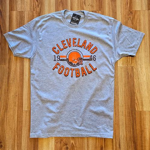 Old School Cleveland Football T shirt