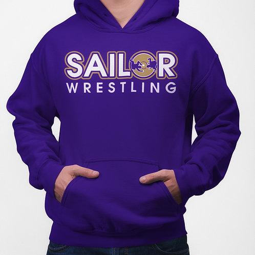 Sailor Wrestling Hoodie