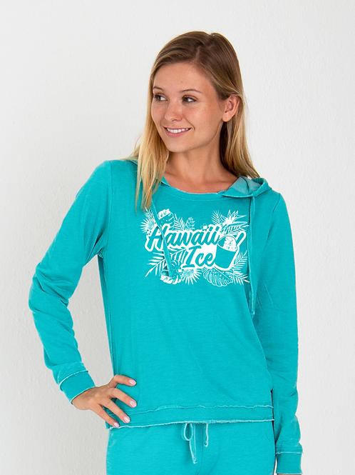Hawaii Ice Vintage Hoodie