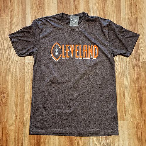 Football Cleveland T shirt
