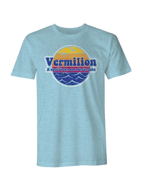 Vermilion Retro Tee