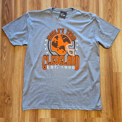 Cleveland World's Team T shirt