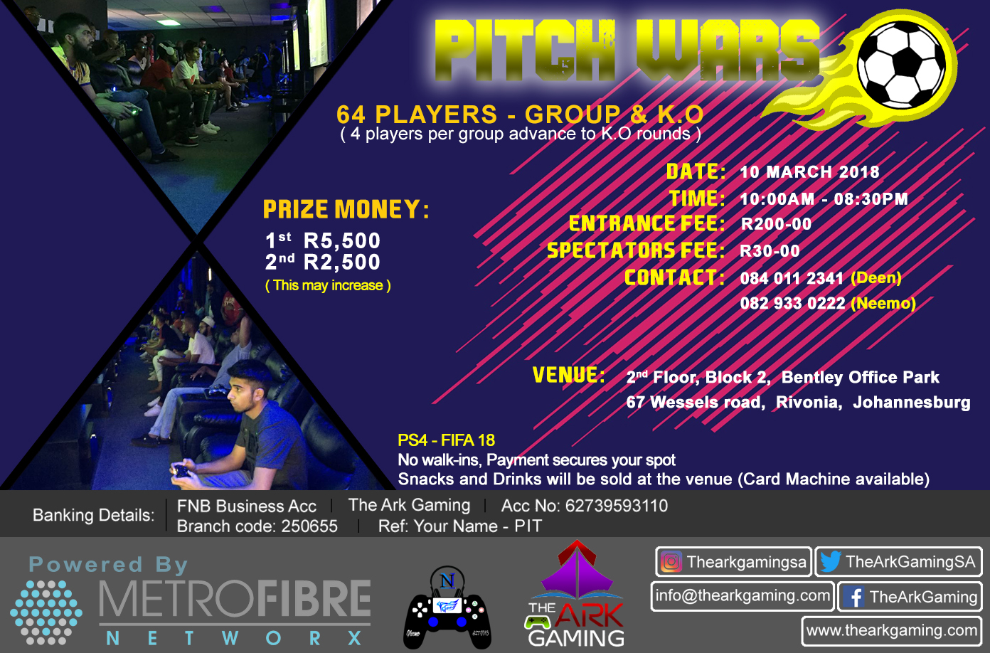 Pitch Wars 1