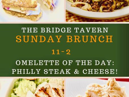 Sunday Funday - Brunch at the Bridge!