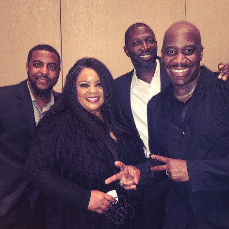 Will Downing, Maysa, Mike Phillips and West Byrd
