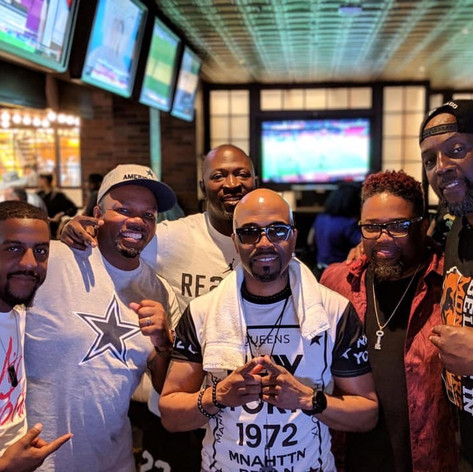 Teddy Riley & Dave Hollister (Capital Jazz Cruise '19)