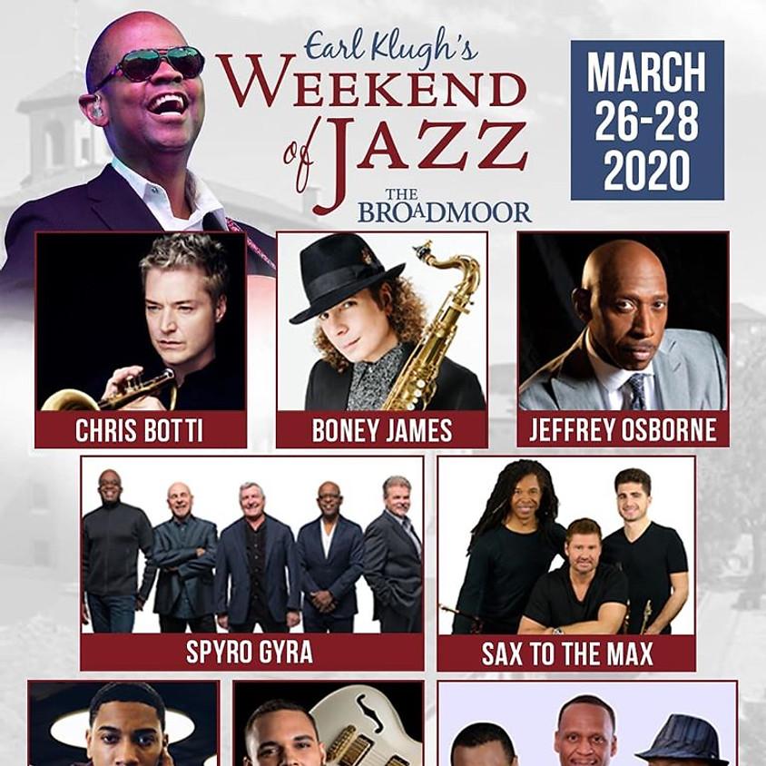 Earl Klugh's Weekend of Jazz