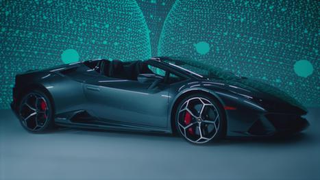 Lamborghini | Beauty Is A Universal Language  [Commercial]
