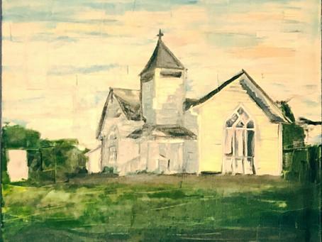 Mt. Zion United Methodist Church #History #Texas #Brenham