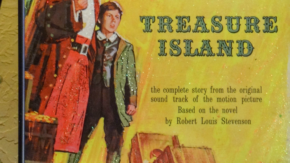 "Walt Disney's ""Treasure Island"""