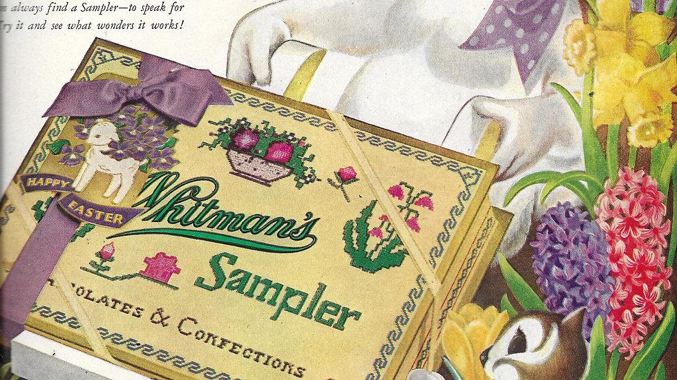 Americana-Vintage LIFE magazine advertising