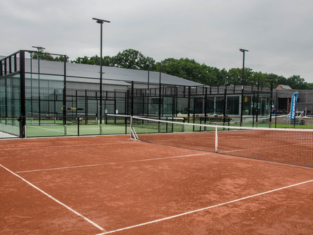 Padel en Tennis Enkel Tornooien
