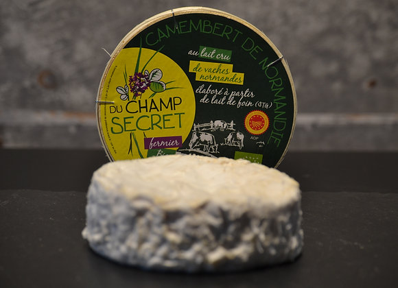 CAMEMBERT DE NORMANDIE BIO