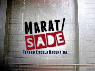 Marat/Sade, um (quase) musical campineiro