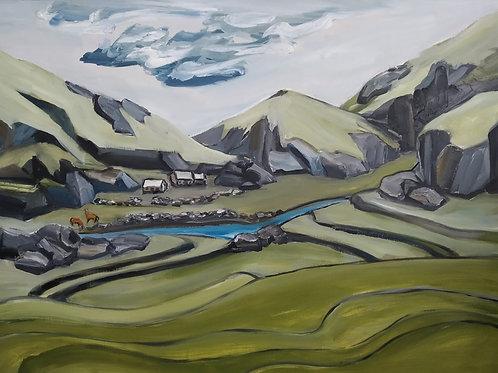Mountain Landscape #4