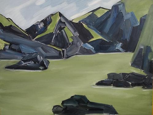 Mountain Landscape #1
