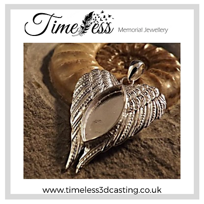 Angel Wings Style Pendant