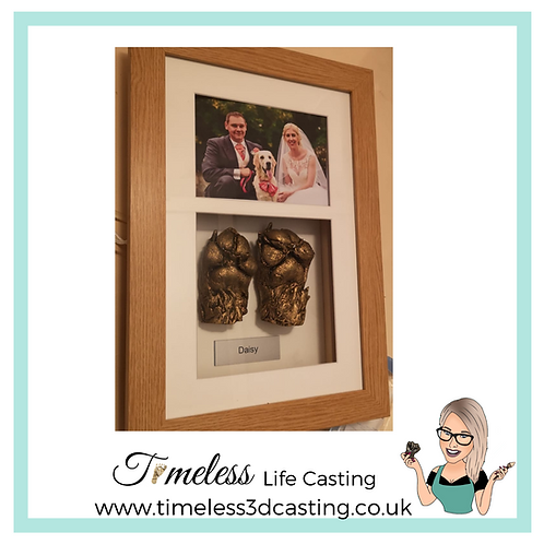 Framed Outprints with photo