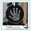 Thumbnail: Single 2D Stone Hand/Foot Outprint