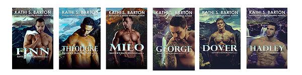 Xavier's Hatchlings Series1.jpg