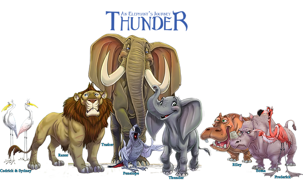 Thunder all characters with names.png