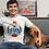 Thumbnail: Photographer T-shirt Male at Studio