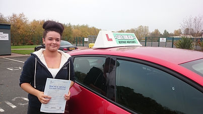 Driving Instrutor Carlisle
