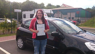 driving lessons carlisle, female driving instructor carlisle, intensive driving course carlisle