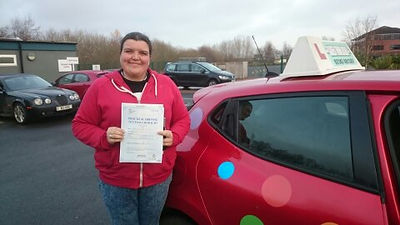 Driving lessons Carlisle