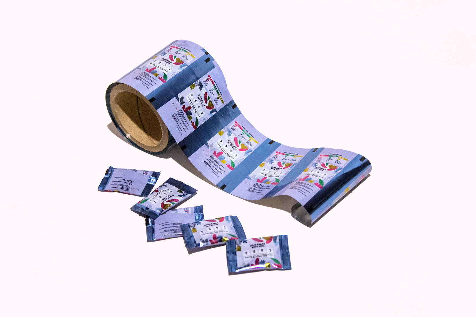 Rollstock Film for Candy Packging_Synopa