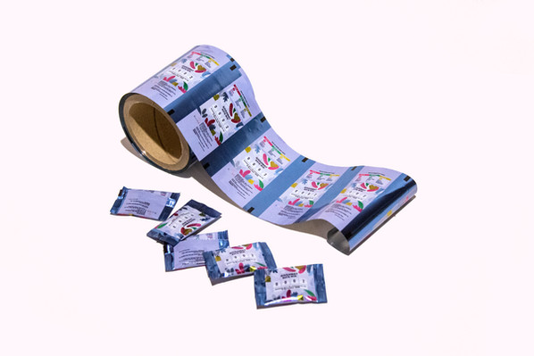 Rollstock Film for Candy Packging