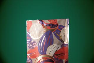 Matte printing effect on packaging