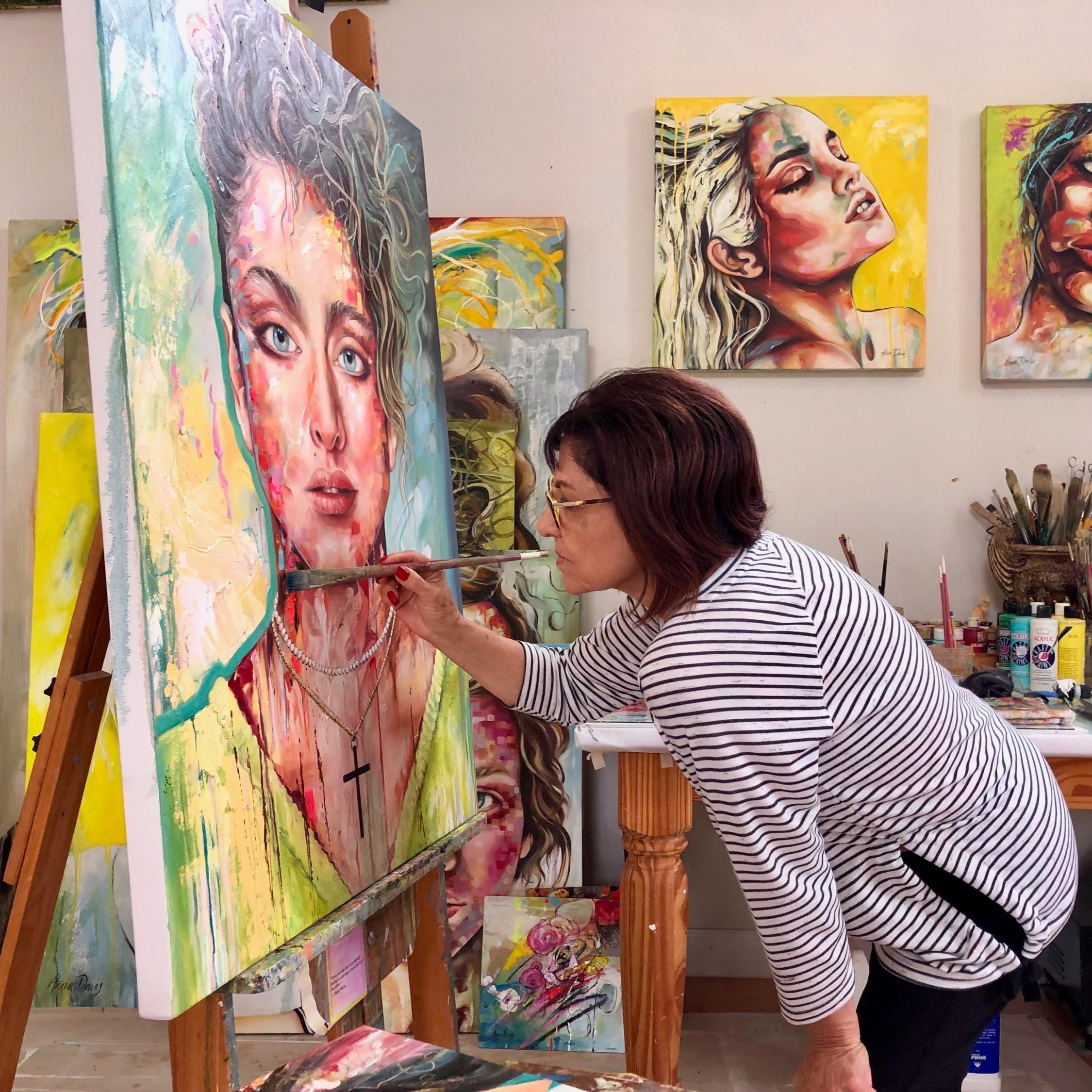 Private Viewing of Art Portfolio