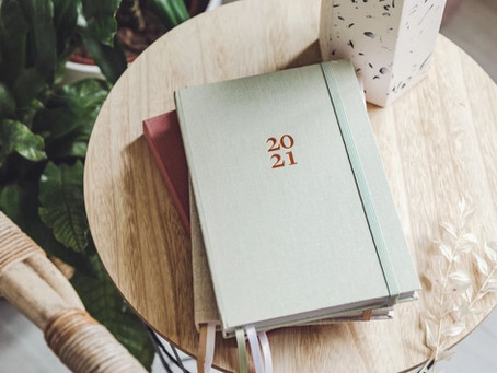 6 planners and journals for productivity and wellness in 2021