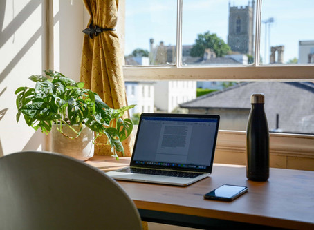 Settling Into Your Now - A Practical Work From Home Guide