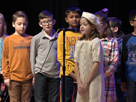 Rotary Club 6th Annual Spelling Bee