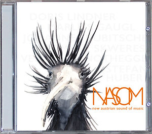CD NASOM New Austrian Sound of Music