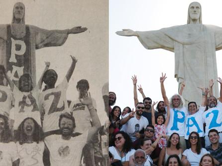 30 anos juntos pela PAZ!