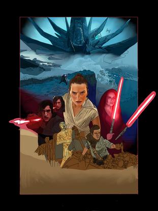 Rise of Skywalker (WIP)