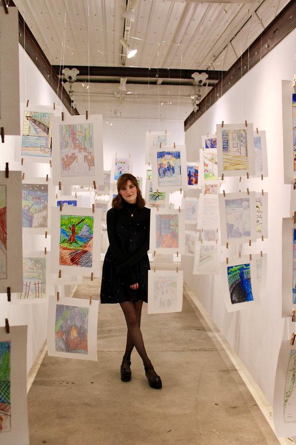 Jenna Rae Tooley- Fine Art